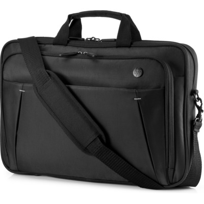 "Hp laptoptas: 15.6"" Business Top Load - Zwart"