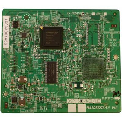 Panasonic VoIP DSP card S (Small) for KX-NS500 IP add-on module - Groen