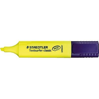 Staedtler Textsurfer classic, Geel, 10 Pack Markeerstift