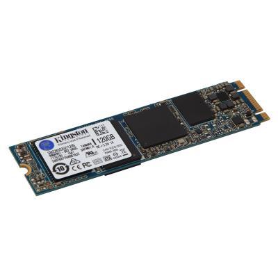 Kingston technology SSD: SSDNow M.2 SATA G2 Drive 120GB - Zwart, Blauw