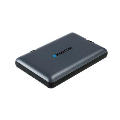 Freecom : Tablet Mini SSD - Antraciet, Zwart