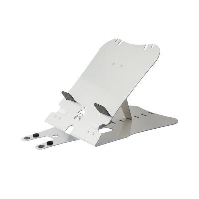 R-go tools notebooksteun: High Top Laptophouder - Zilver