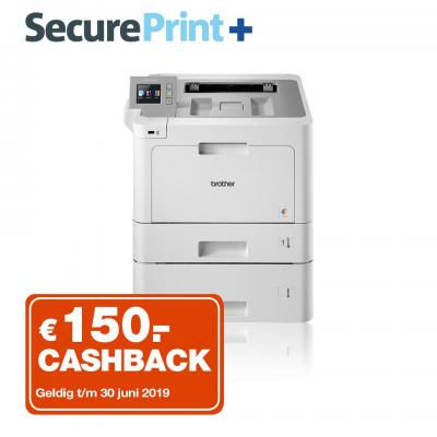 Brother A4 colour laser 31ppm secure print Laserprinter