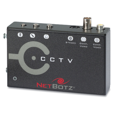Apc beveiliging: NetBotz CCTV Adapter Pod 120 with USB cable - 16ft/5m