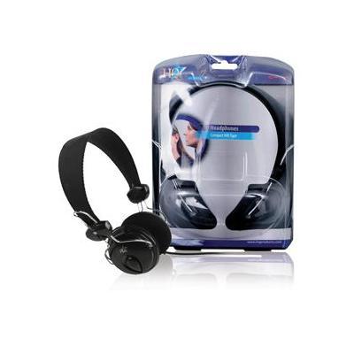Hq koptelefoon: HP136HF - Zwart