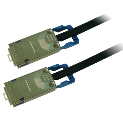 Cisco FlexStack-Plus stacking cable with a 3.0 m length, Spare Netwerkkabel - Zwart