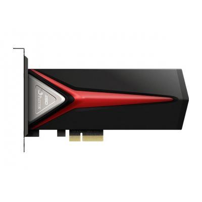 Plextor SSD: M8Pe(Y) - Zwart, Rood