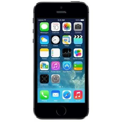 Apple smartphone: iPhone 5s 32GB - Spacegrijs - Refurbished (Refurbished LG)