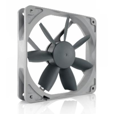 Noctua 120x120x25mm, 1200rpm, 1.2W, 18.1dB Hardware koeling
