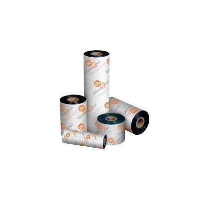 "Datamax o'neil printerlint: Wax ribbon, 10.16 cm (4 "") core, f/ M/I/H-class, 65mm x 360m, 24r/box"