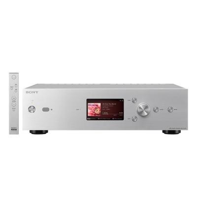 Sony mediaspeler: HAP-Z1ES HDD-audiospeler - Zilver