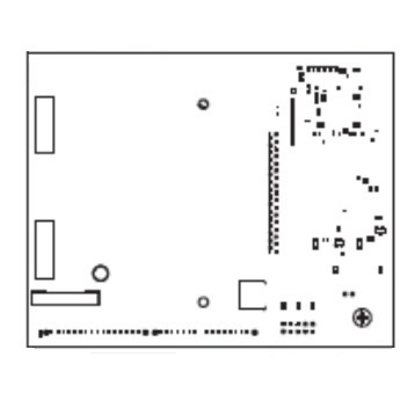 Zebra OPTION - NET INTERNAL WIRELESS+ PRINTSERVER FOR 110Xi4 140Xi4 170Xi4 & 220Xi4 (Radio card included) Printing .....