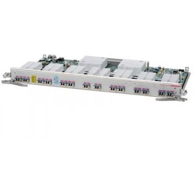 Cisco netwerk switch module: 14X10GBE-WL-XFP=, (14X10GBE-WL-XFP=) CRS SERIES 14X10GBE LAN/WAN-PHY INTERFACE MODULE...