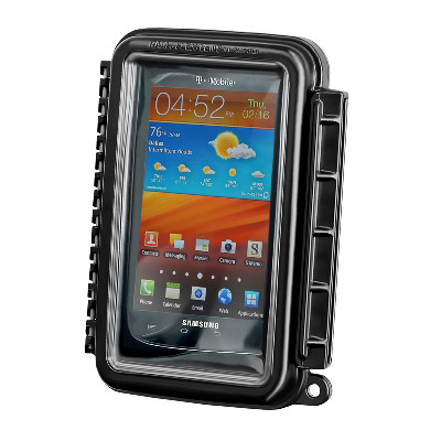 RAM Mounts RAM-HOL-AQ2 Mobile phone case - Zwart, Transparant