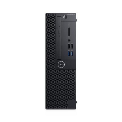DELL OptiPlex 3070 i5 8GB RAM 256GB SSD Pc - Zwart