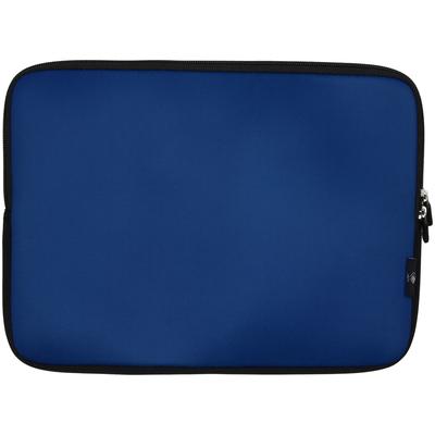 Imoshion Universele sleeve met handvatten 15 inch - Blauw - Blauw / Blue Notebook tas en case