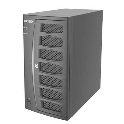 Hikvision digital technology : 4-Channel, 5MP, 1920x1080, VGA, HDMI, 2 x SATA, 2 x USB 2.0, 1 x RS-485, Gigabit .....