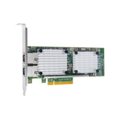 Hewlett Packard Enterprise StoreFabric CN1100R 10GBASE-T Dual Port Converged Netwerkkaart
