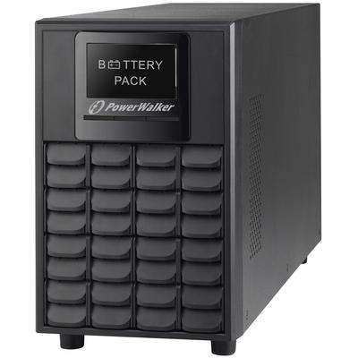 PowerWalker BP A36T-6x9Ah UPS batterij - Zwart