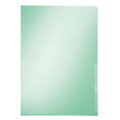 Leitz Transparante zichtmappen, premium kwaliteit Map - Groen