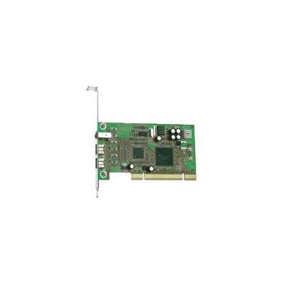 Dawicontrol interfaceadapter: DC-FW800 FireWire PCI Adapter