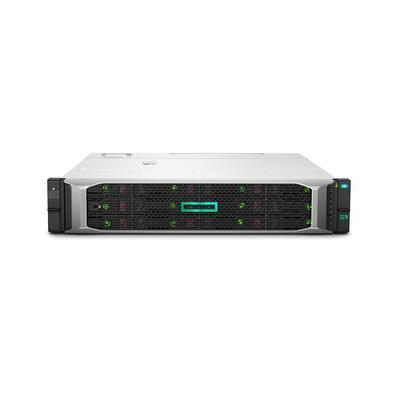 Hewlett Packard Enterprise D3600 w/12 10TB 12G SAS 7.2K LFF (3.5in) Midline Smart Carrier HDD .....