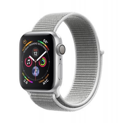 Apple smartwatch: Watch Series 4 Silver Aluminium 40mm