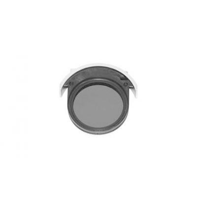 Canon 52mm, Drop-in, Circular Polarizing Filter, PL-C 52 Camera filter - Zwart, Zilver
