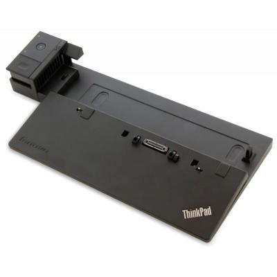 Lenovo docking station: ThinkPad Pro Dock - Zwart (Refurbished LG)
