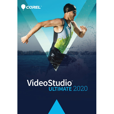 Corel VideoStudio 2020 Ultimate (Dutch/French) Softboxen