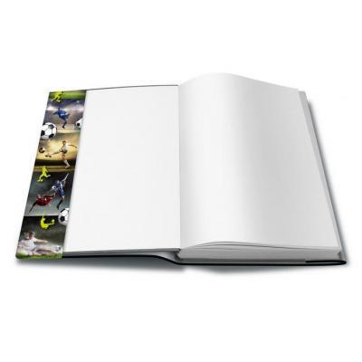 Herma tijdschrift/boek kaft: 22270 - Zwart