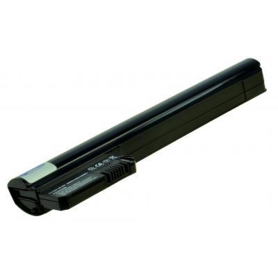2-power batterij: 10.8v 2600mAh 30Wh Li-Ion Laptop Battery - Zwart