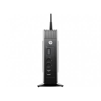 HP t510 thin client - Zwart