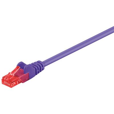Microconnect 0.2m UTP Cat6 Netwerkkabel - Paars