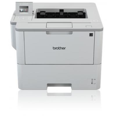 Brother laserprinter: HL-L6400DW - Zwart