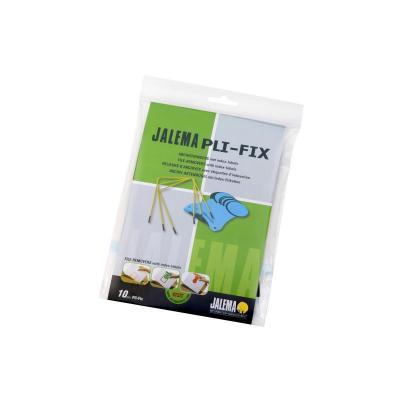 Jalema PLI-FIX® Archiefbinder, geel, zakje 10 stuks papierklem