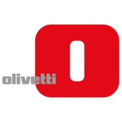 Olivetti B0279 - Cartridge, 4.700 pages, Black Toner - Zwart
