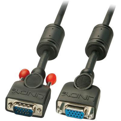Lindy 36451 VGA kabel  - Zwart