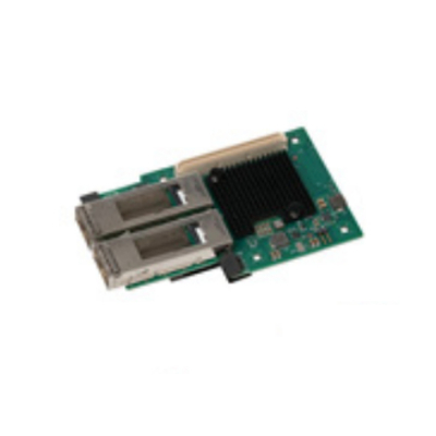 Intel Ethernet Server Adapter XL710-QDA2 for Open Compute Project Netwerkkaart - Zwart,Groen