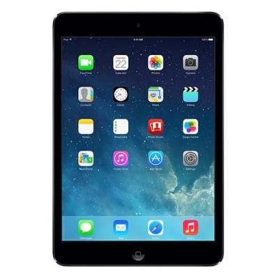 Apple tablet: iPad mini 2 16GB Wi-Fi met Retina display Space Gray - Refurbished - Grijs (Refurbished LG)