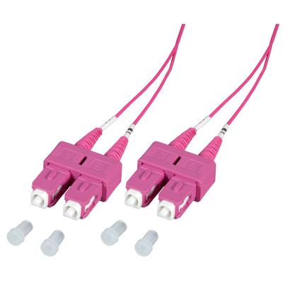 EFB Elektronik O0318.10-1.2 Fiber optic kabel - Violet