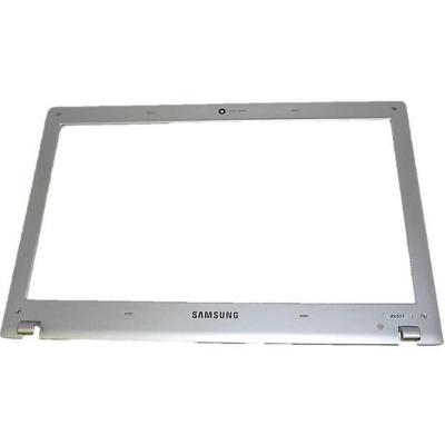 Samsung notebook reserve-onderdeel: LCD Bezel, Silver - Zilver