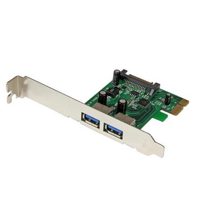 StarTech.com PEXUSB3S24 interfacekaarten/-adapters