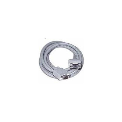 C2g SCSI kabel: 1m Monitor HD15 M/M cable - Grijs