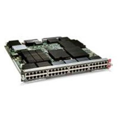 Cisco WS-X6848-TX-2T= netwerk switch module