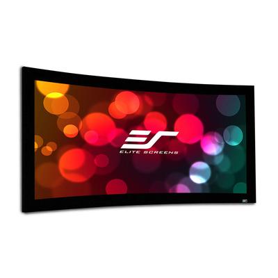 Elite Screens CURVE235-85W projectieschermen