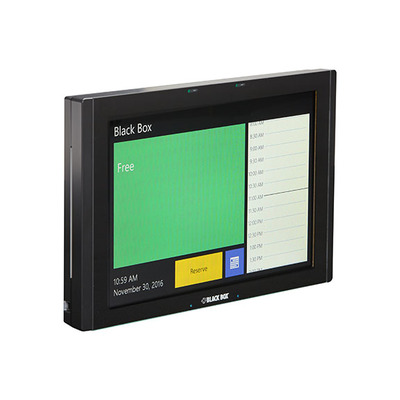 """Black Box 12"""", LCD, 1280 x 800, 10-240V, 50/60Hz - Zwart"""
