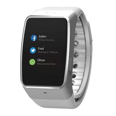 Mykronoz smartwatch: ZeWatch4