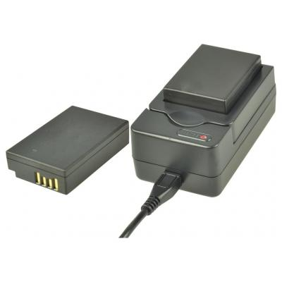 2-Power Charger & Camera Battery Bundle