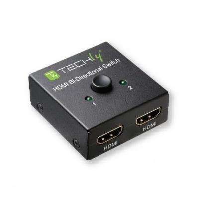 Techly HDMI 4K Bi-Direction Switch